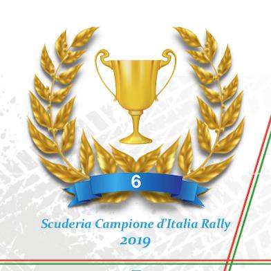 Movisport è Scuderia Campione d'Italia Rally per il 6° anno consecutivo